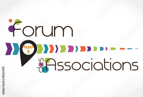 Photo  forum des associations