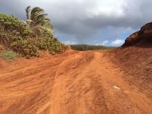 Molokai Red Dirt Road
