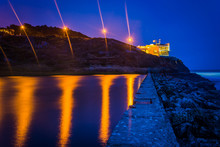 The Sutro Baths At Night, In S...