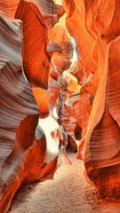 Fototapeta Optyczne powiększenie Lower Antelope Canyon, Arizona, USA