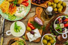 Greek Cuisine Dishes - Greek S...
