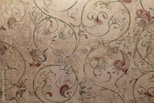 tapeta-w-stylu-vintage-shabby-chic-z-kwiatowym-wzorem-wiktorianskim