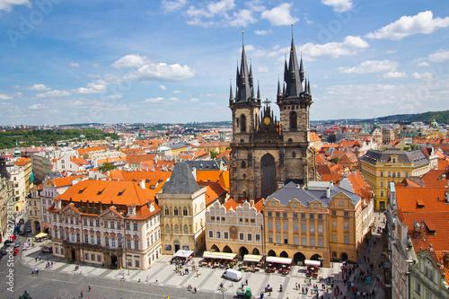 Foto op Plexiglas Praag Altstädter Ring in Prag