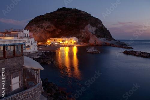 Fotografía Ischia (Napoli) - Sant'Angelo al crepuscolo
