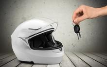 Helmet, Motorcycle, Crash Helmet.