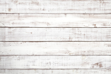 Naklejka白い木板のテクスチャ背景