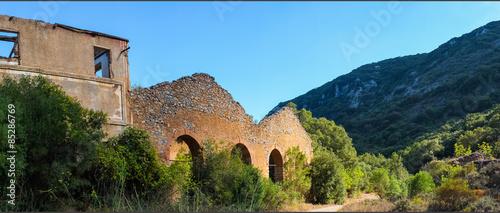 Fotografie, Obraz  Old mine