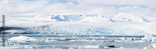 Wall Murals Glaciers Vatnajokull Glacier Iceland