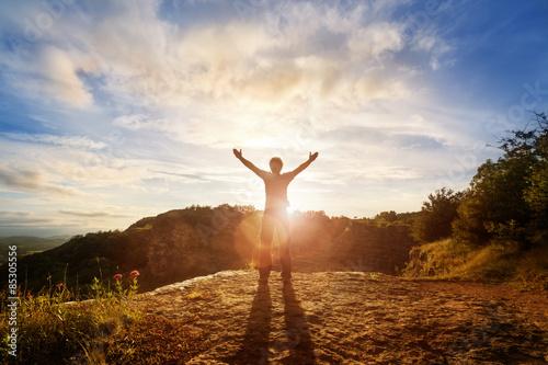 Fotografía  Worship and praise
