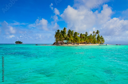 Fototapety, obrazy: Paradise Tropical Island