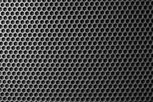 Metal Mesh Of Speaker Grill Te...