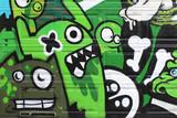 Fototapeta Młodzieżowe - Street art