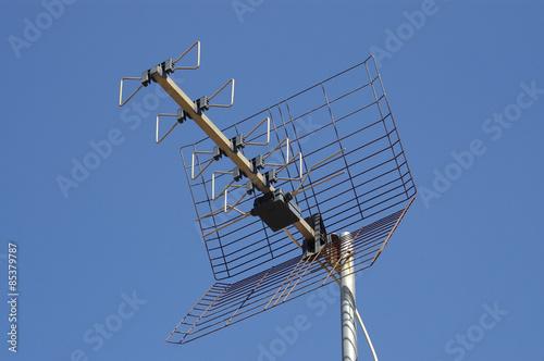 Fotografía  Antena tv