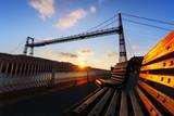 Wiszący most Biskajski