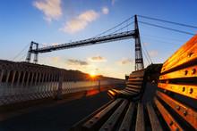 Hanging Bridge Of Vizcaya