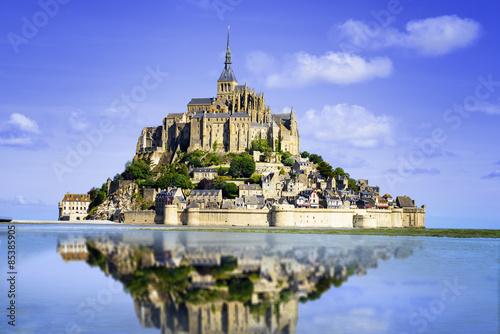 Photo  Mont saint Michel