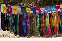 Mayreau Beach Stall