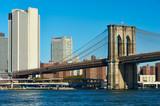 Manhattan widziany z Brooklinu