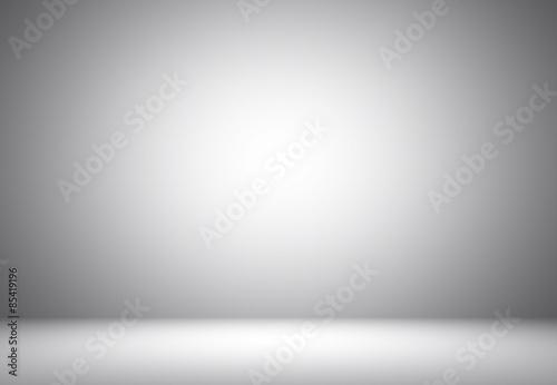 Empty Circular Grey with Black vignette Studio backdrop well use