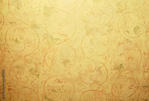 vintage-shabby-chic-wallpaper-z-pastelowym-winieta-kwiatowy-zwyciezca