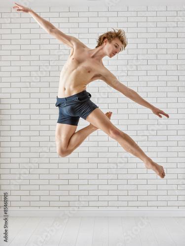 fototapeta na szkło tancerz