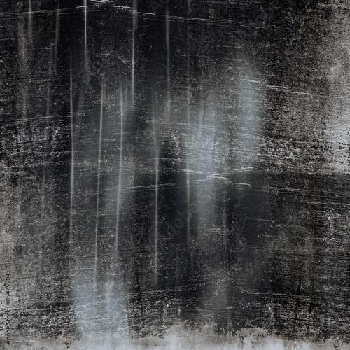 Poster de jardin Metal Grunge pattern. Vintage striped background.