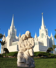 Mormon Church – Mormon Temple Church Of Latter-Day Saints LDS
