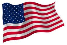 アメリカ  国旗 旗