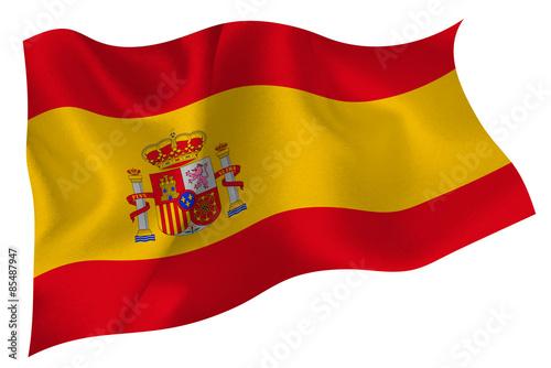 Foto  スペイン  国旗 旗