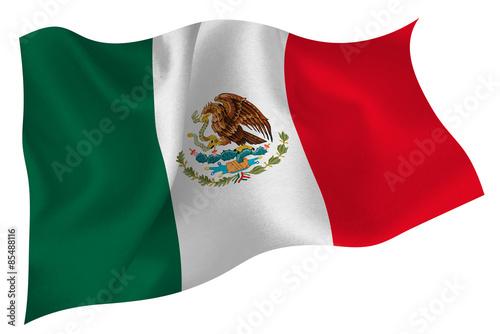 Fotografía  メキシコ  国旗 旗