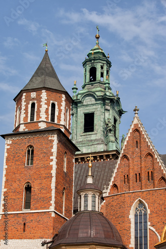 Wawel Royal Cathedral in Krakow #85495175