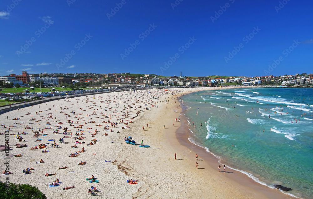 Foto  Bondi Beach in Sydney, Australia