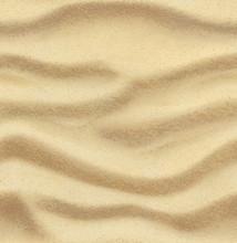 Sand, Summer, Beach, Vector Seamless Background