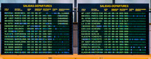 Malaga International Airport D...