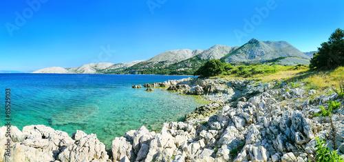 Photo Insel Krk - Kroatien Panorama