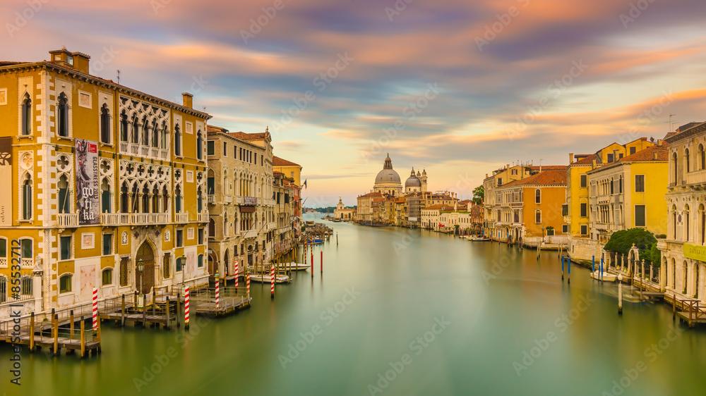 Fototapeta Venice, Canal Grande