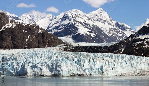 Fotobehang Gletsjers Glacier Bay
