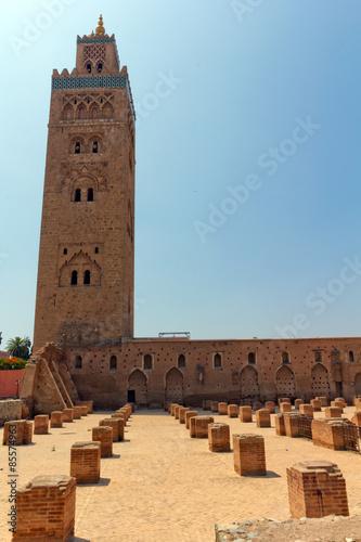 Staande foto Afrika Medina of Marrakech