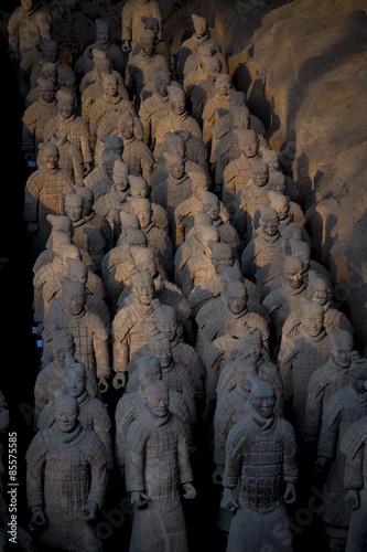 Foto op Plexiglas Xian Terracotta warriors 2