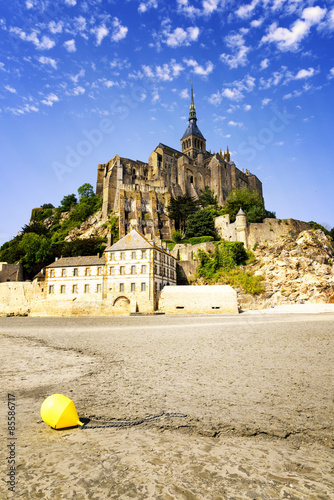 Obraz na płótnie Mont saint Michel