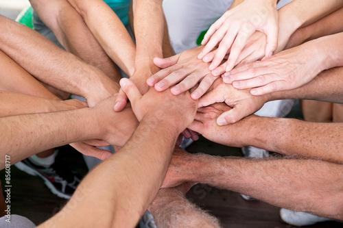 Fotografía  Gemeinsam zum erfolg
