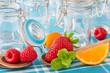 Früchte einkochen