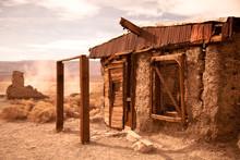 Ruins, Death Valley