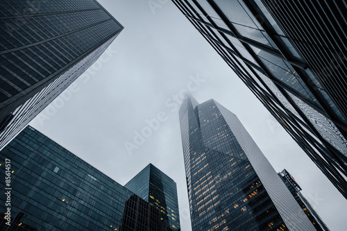 Abstract Architecture in New York - 85614517