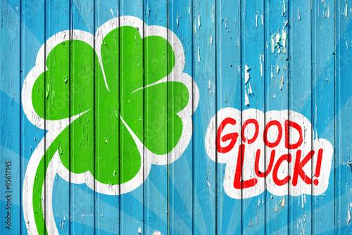 Fotografia  Good Luck!