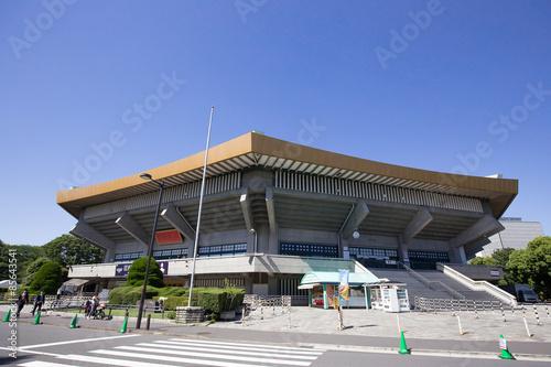 Staande foto Stadion 日本武道館