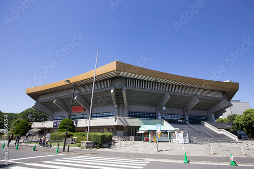 Spoed Foto op Canvas Stadion 日本武道館
