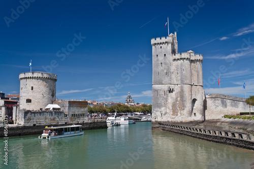 Cadres-photo bureau Port La Rochelle (Charente maritime)
