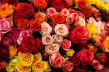 Beautiful Bouquet Of Multicolo...