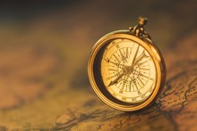 History, Compass, Map.